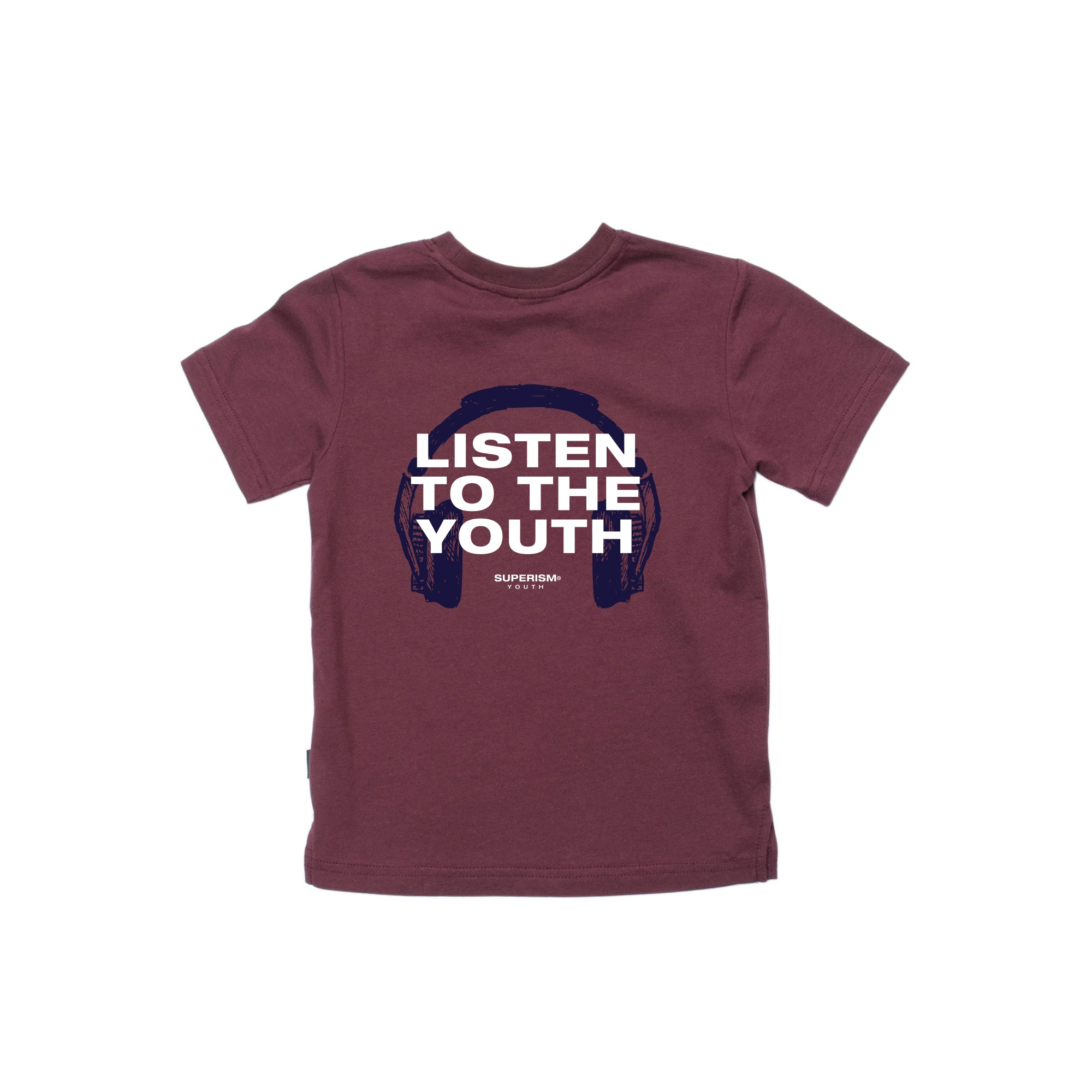 Listen to the Youth - Maroon