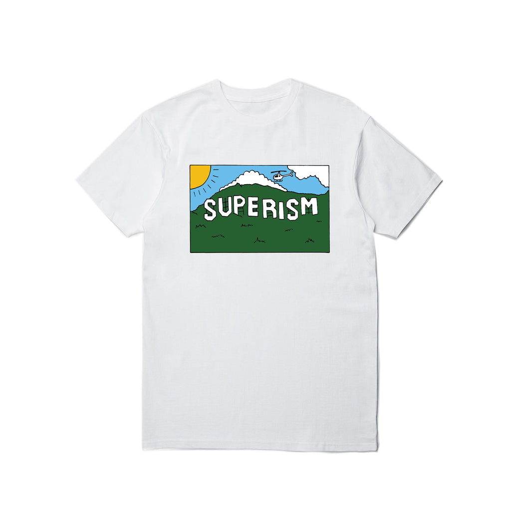 Mt Superism - White
