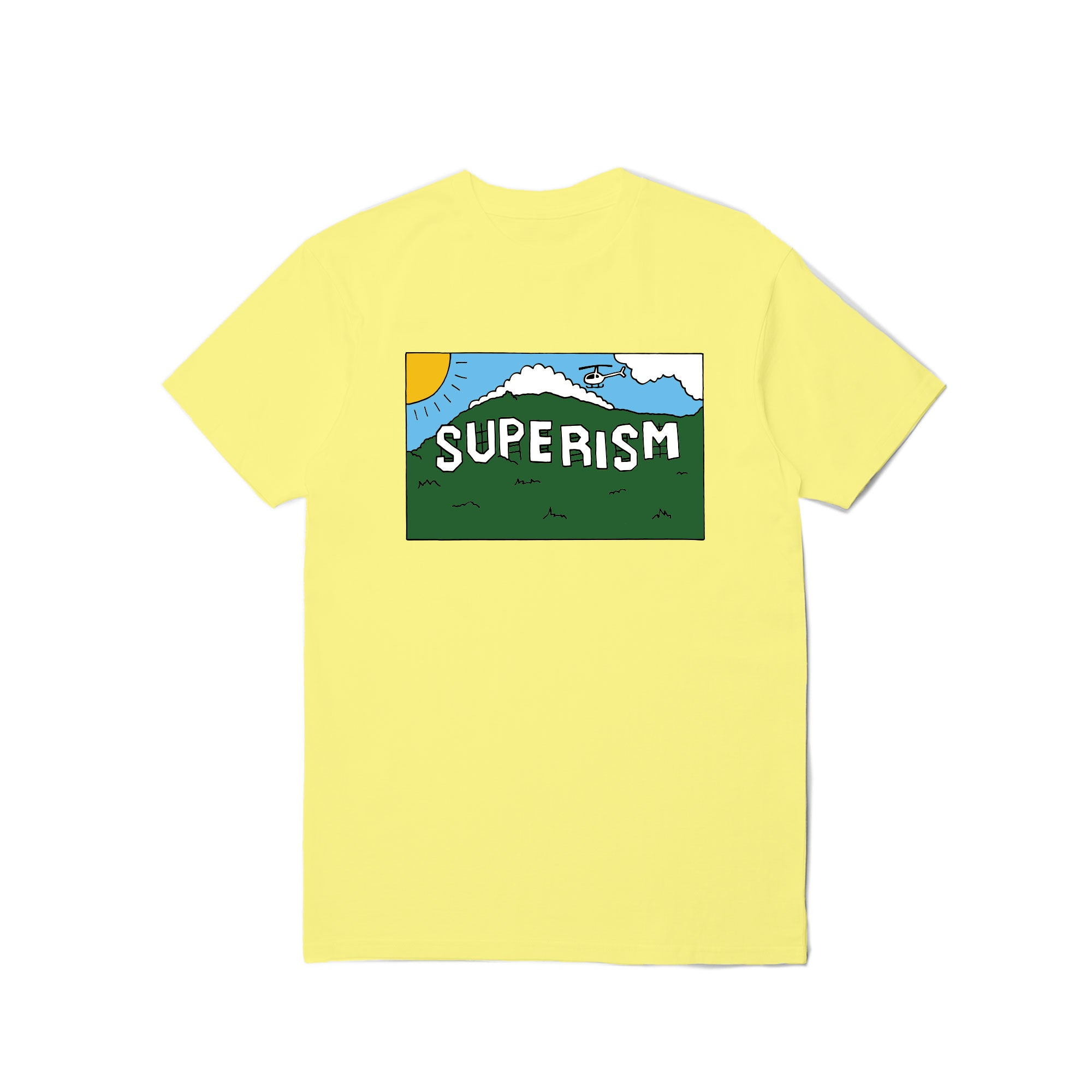 Mt Superism - Yellow