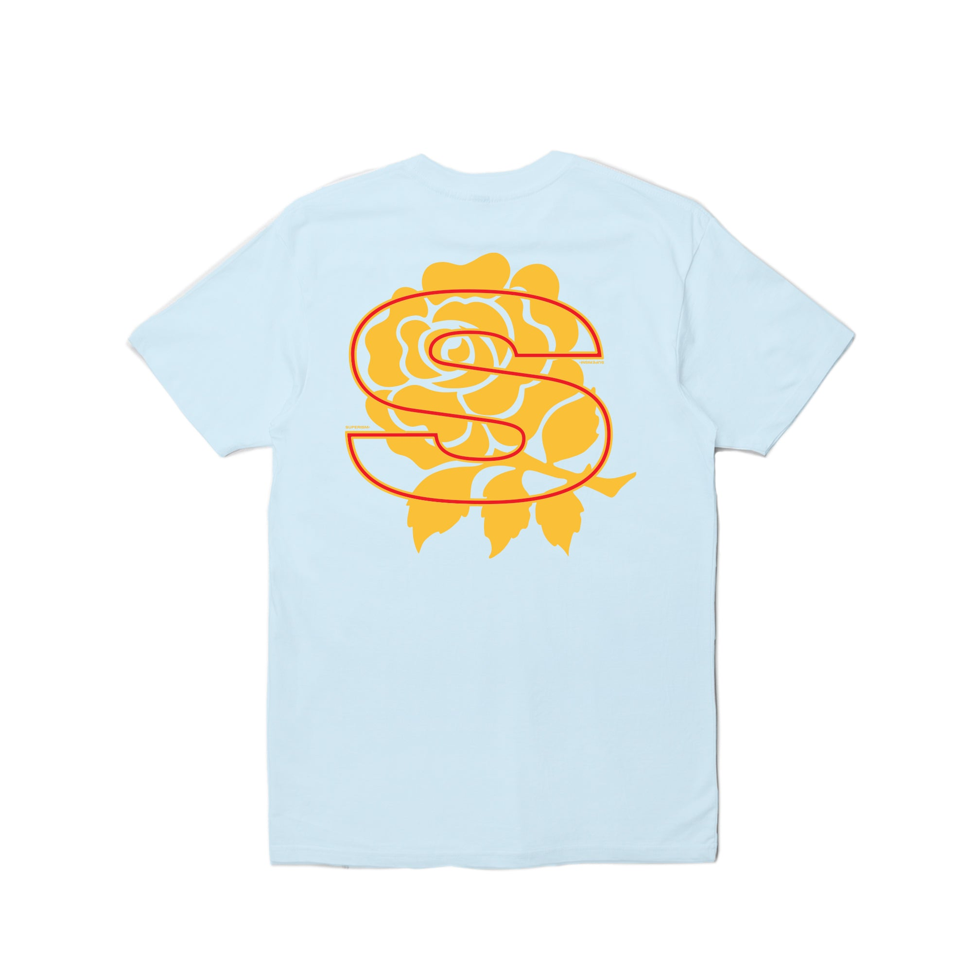 Rose Vision - Light Blue