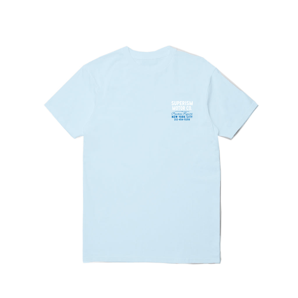 Shop Graphic - Light Blue