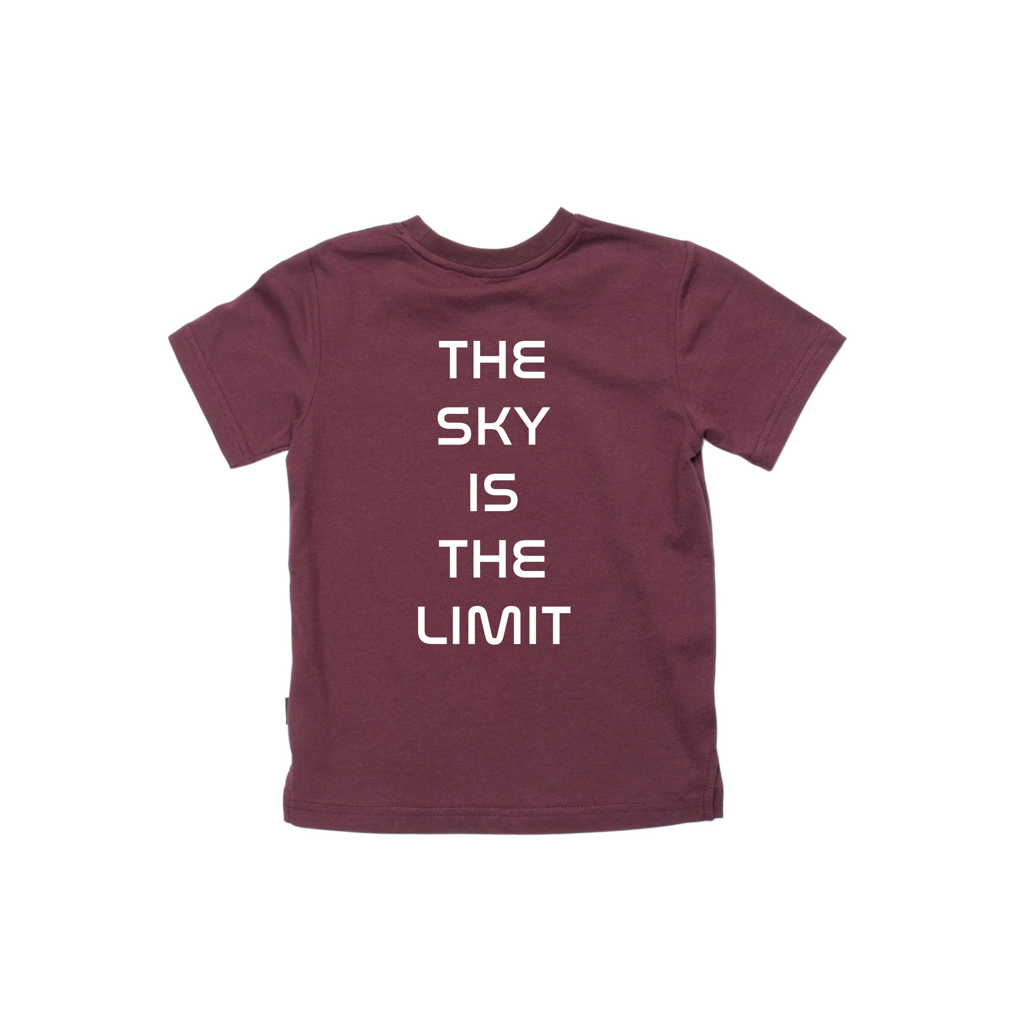 Sky is the Limit - Maroon