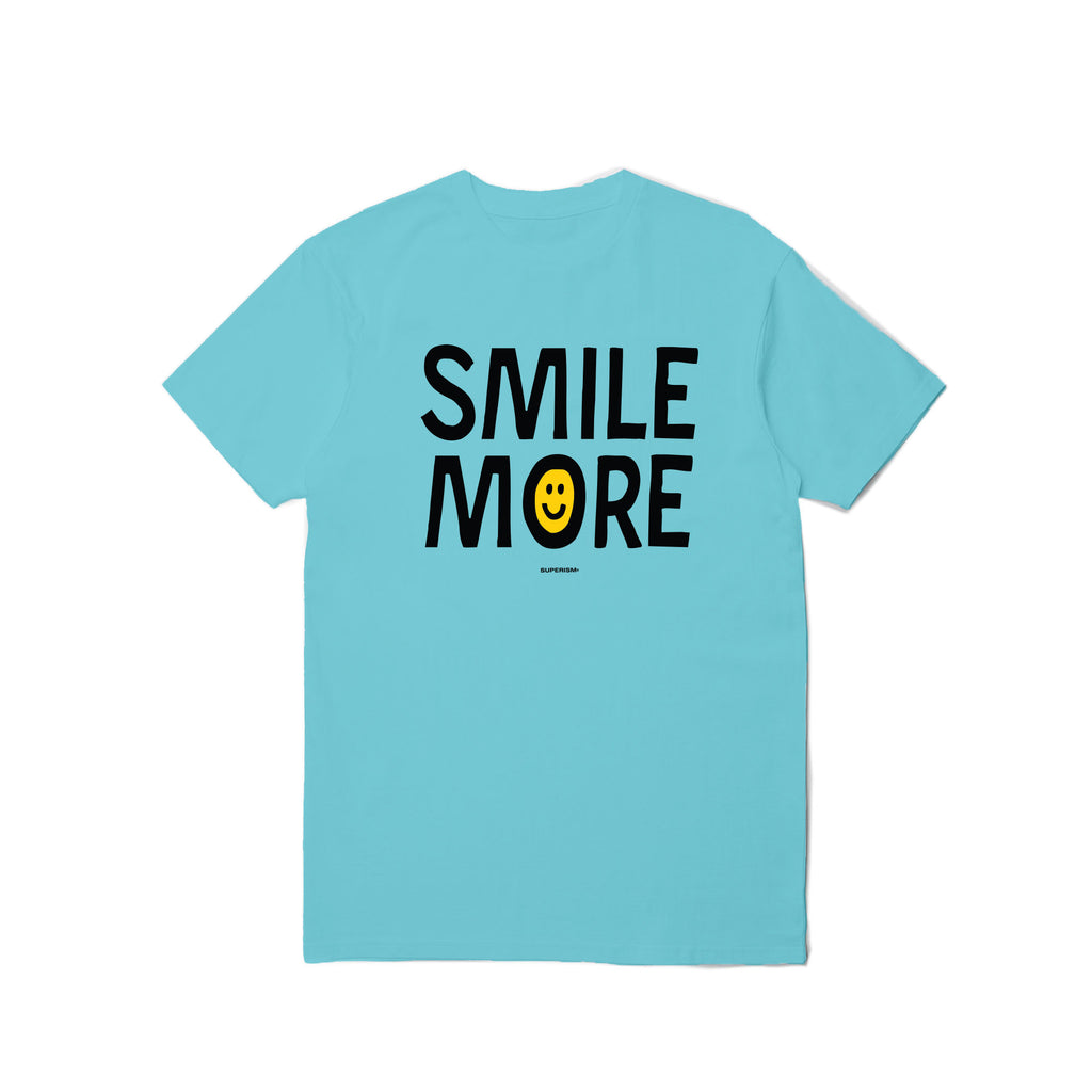 Smile Now - Teal