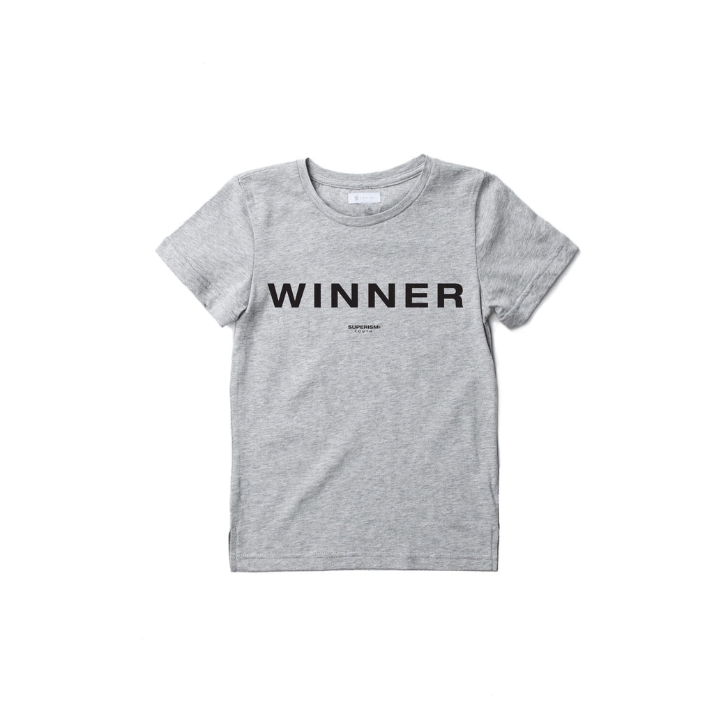 Winner - Grey Heather