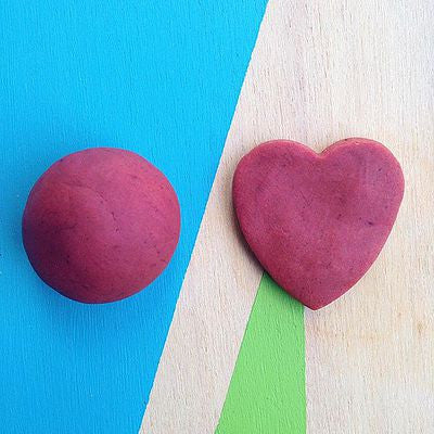 Happy Hands Happy Heart  Blood Orange Playdough