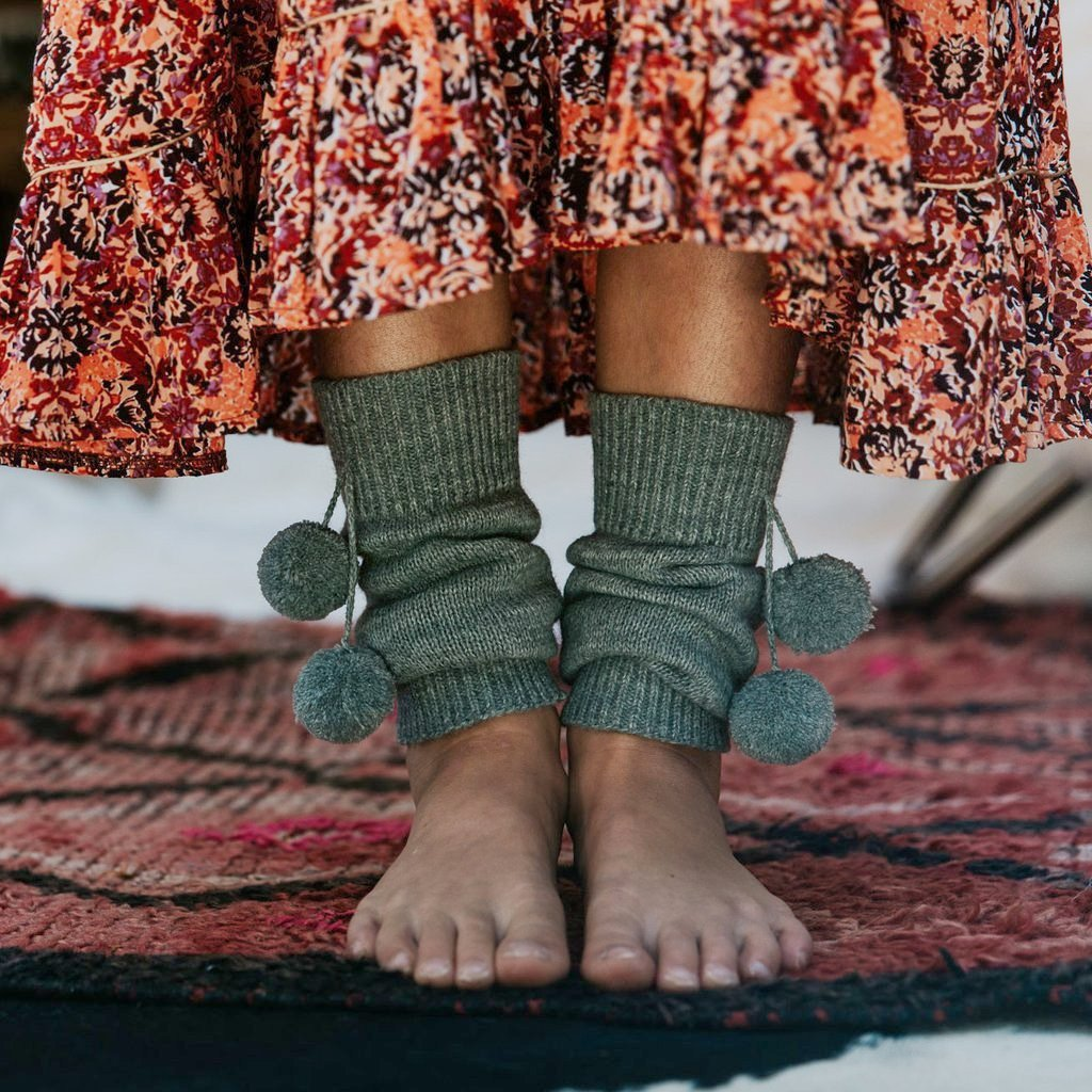 Children of the tribe - Arriba | Leg Warmers