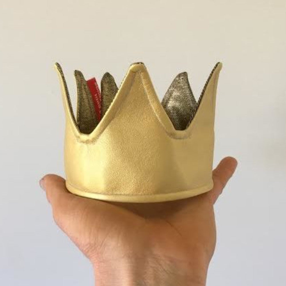 Le Petit Renard Rouge, Mini Gold Crown