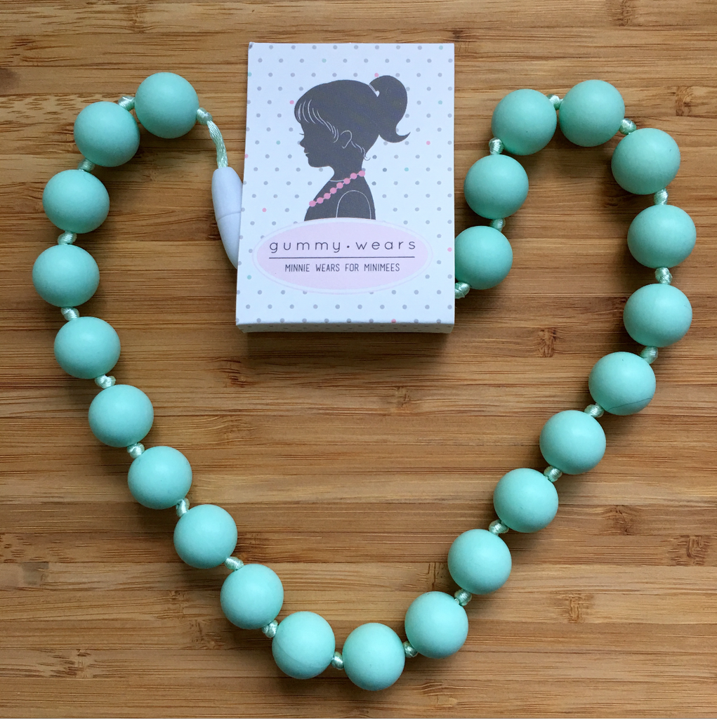 MINNIE MINT NECKLACE