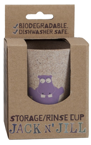 Jack N' Jill Rinse / Storage Cup | Hippo