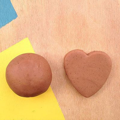 Happy Hands Happy Heart Cinnamon Playdough