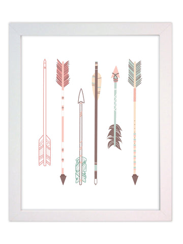 Arrows - Wall Art