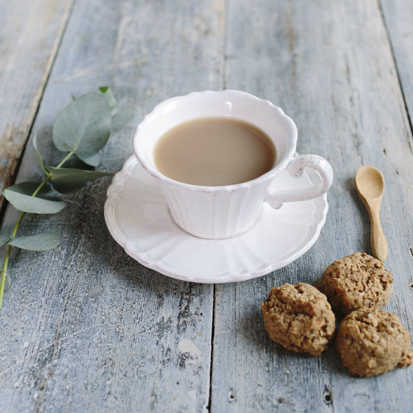 Fig and Almond Lactation Cookies - all natural ready made cookies for breastfeeding mums and lactation support.