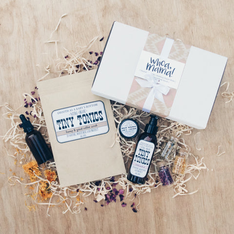 Tiny Tonics - 'Whoa, Mama' | Gift Box
