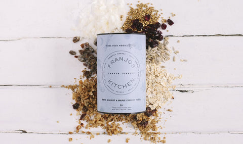 Date, Walnut & Maple | Crunchy + All Natural Lactation Muesli