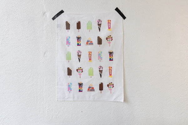 Make Me Iconic Tea Towel | Melt