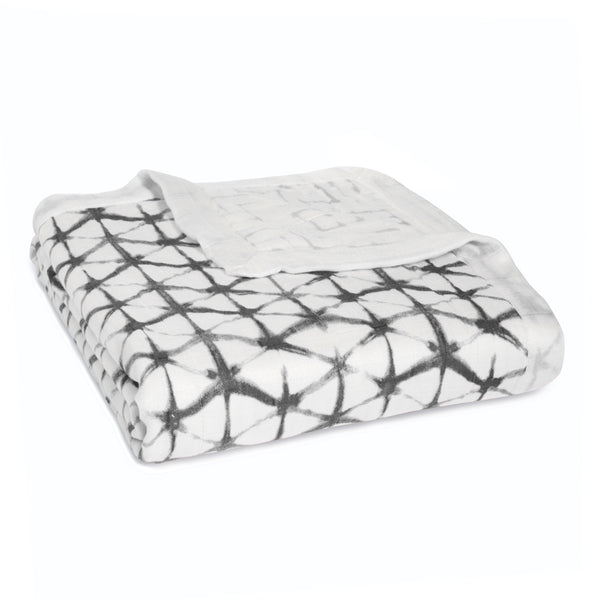 Aden + Anais | PEBBLE SHIBORI | Silky Soft Dream Blanket