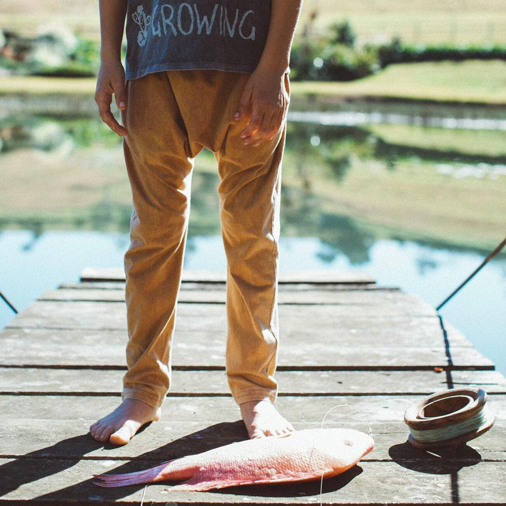 TERRACOTTA CHILL PANT | WILD EARTH
