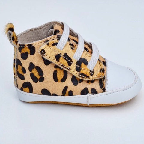 Serengeti High Top | Leopard