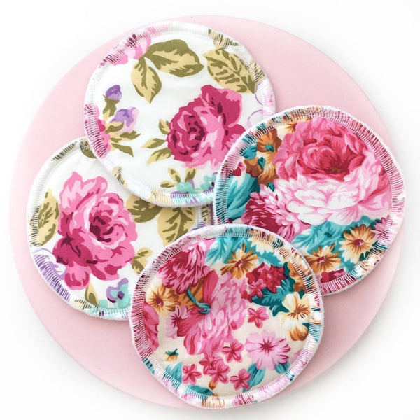 Flower Garden | Reusable Eco Breastfeeding Pads