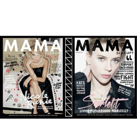 MAMA Disrupt Magazine | BUNDLE