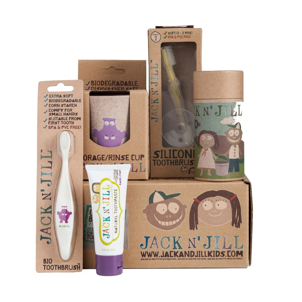 HIPPO Dental Care Kit | Gift Box