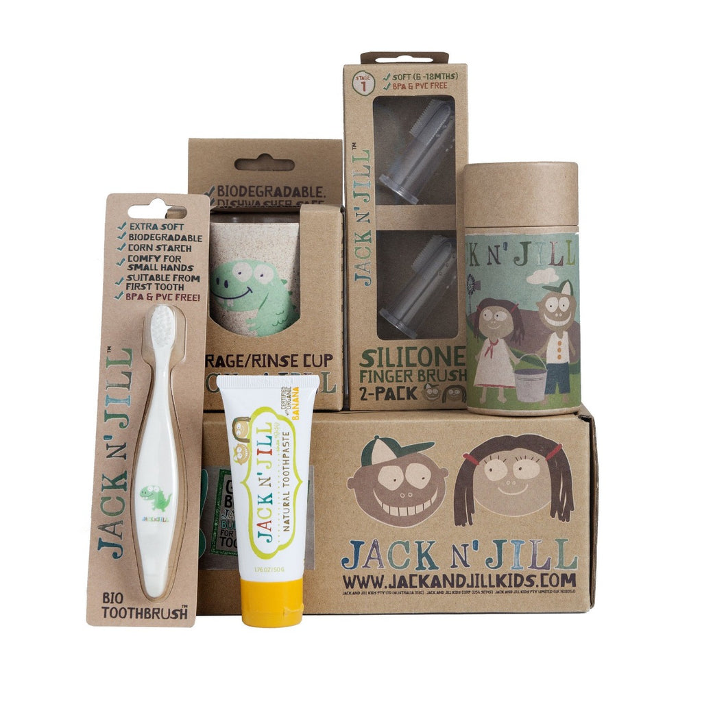 DINO Dental Care Kit | Gift Box