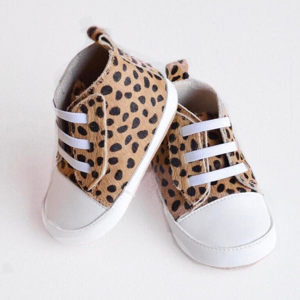 Serengeti High Top | Cheetah