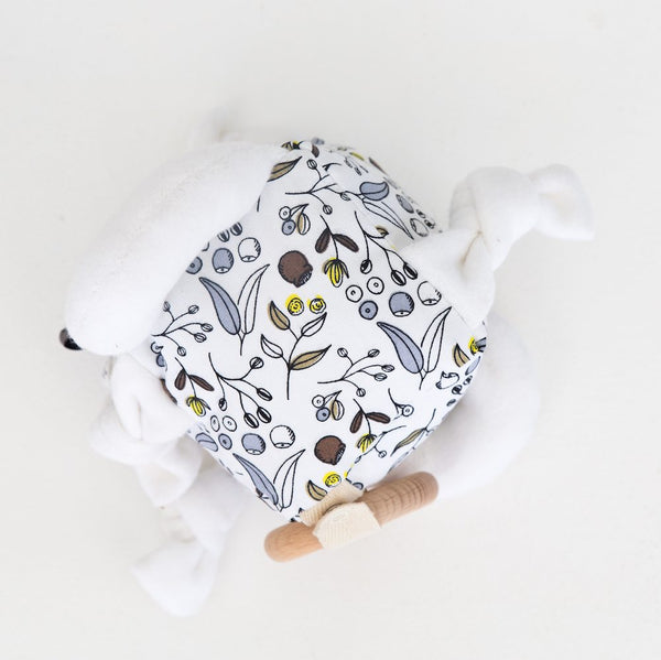 Botanicals | Organic Baby Activity Cube Block