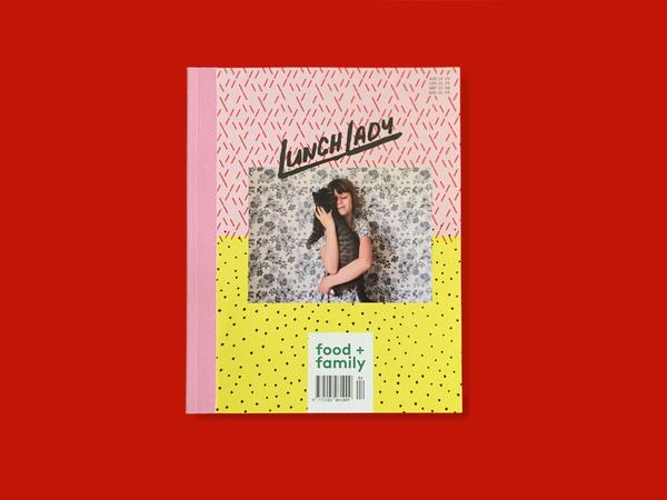 Hello Lunch Lady Magazine Book Issue 8 Collection