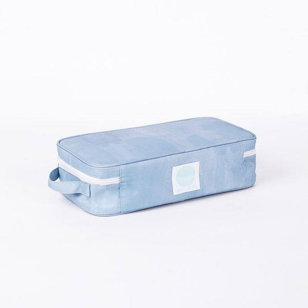 Love Mae | Cooler Bag with Ice Brick (Stone)