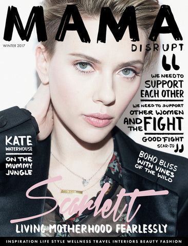 MAMA Disrupt Magazine | Winter 2017