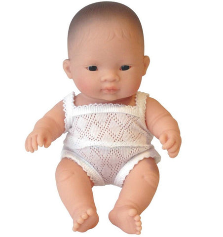 Newborn Baby | Asian Girl | 21cm Doll