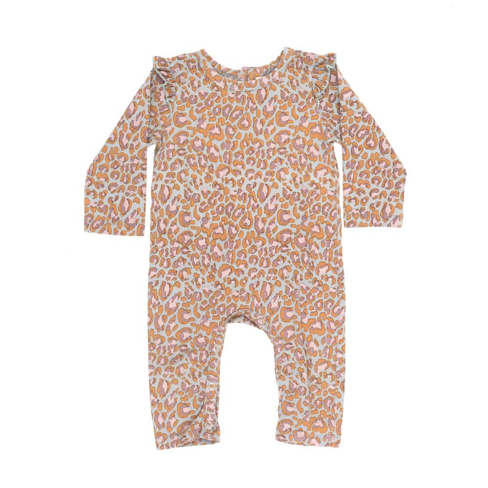 LITTLE SEEKER FULL ONESIE | WILD EARTH