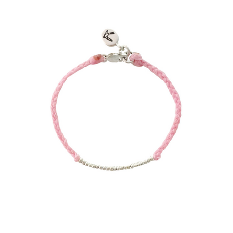 Pretty in Pink | Keepsake Bracelet