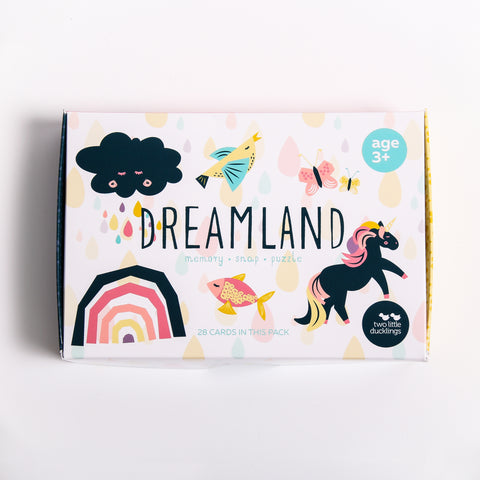 Dreamland | Snap + Memory Game