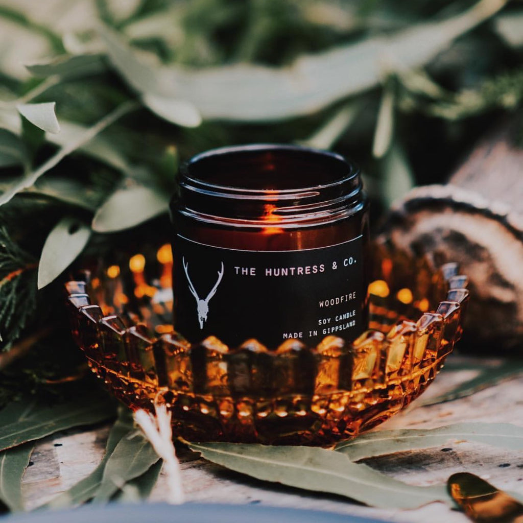 Woodfire | Hand Poured Soy Candle