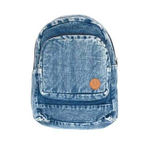 Chambray Backpack | Children Of The Tribe