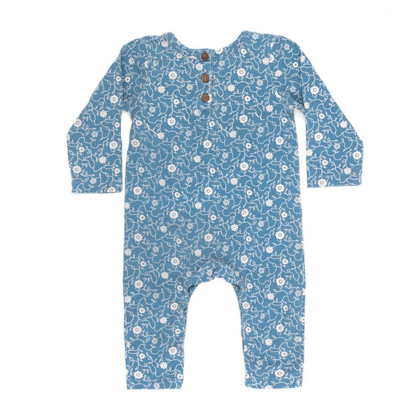 FLOWER VINE FULL ONESIE | WILD EARTH