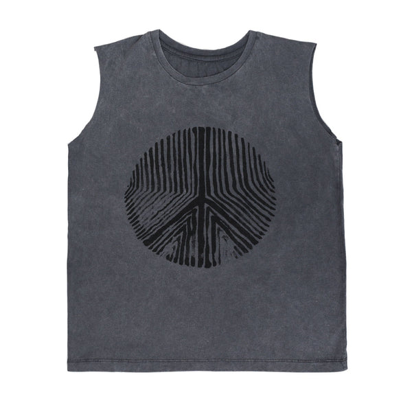 Children of the Tribe | Fortune Muscle Tee | Lost Desert