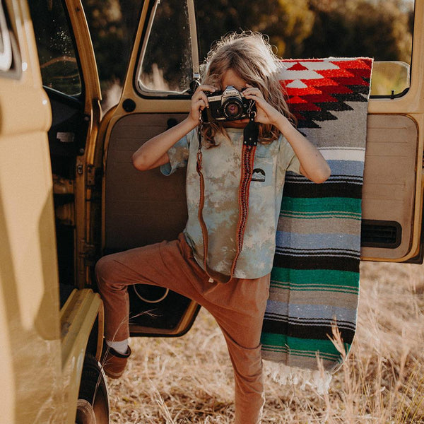 The Tribe Tie Dye Tee | Adventure is Calling