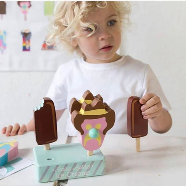 Iconic Aussie Ice Creams - Wooden Toys