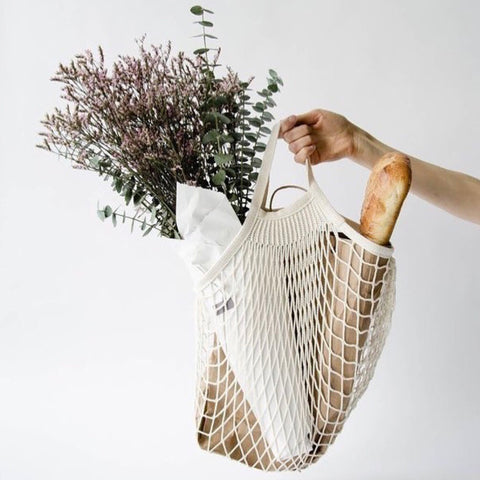 Natural Cotton | Eco String Bag