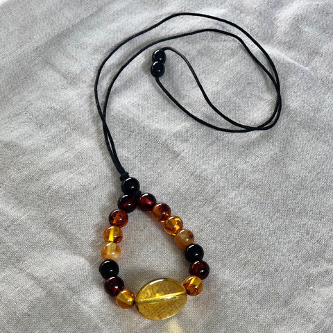 Breastfeeding | Baltic Amber Necklace