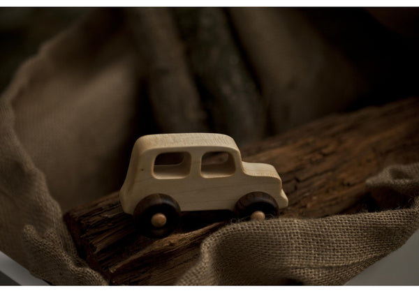Wooden Story | Off Road Vehicle