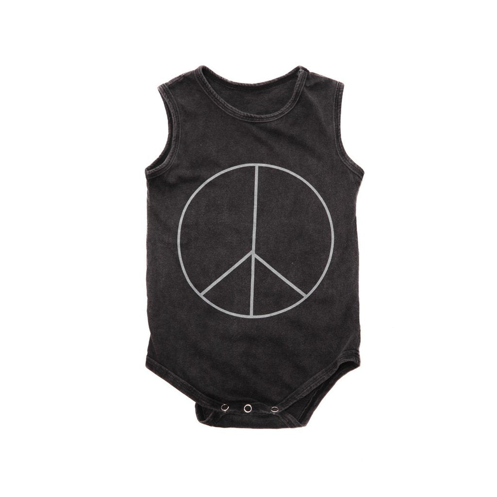 Peace Singlet Onesie | Children Of The Tribe