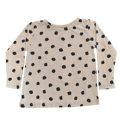 Polka Dot | Long Sleeve Top | Slow Livin' Collection