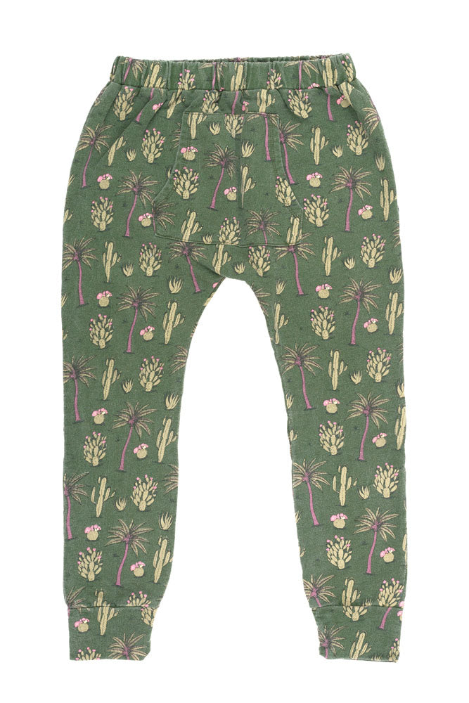 WILD EARTH SLOUCH PANT (Last One! Size 3-4yrs)