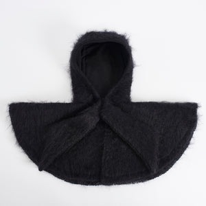 BETTINA MOHAIR HOOD<br />