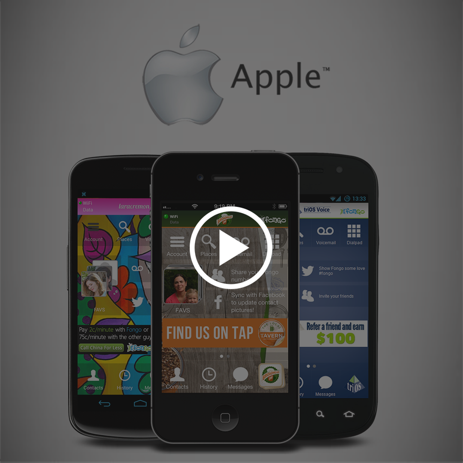 Preview Videos for IOS (Iphone and Ipad sizes) - AskTolik