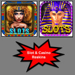 Casino and Slot Games Reskinning by AskTolik